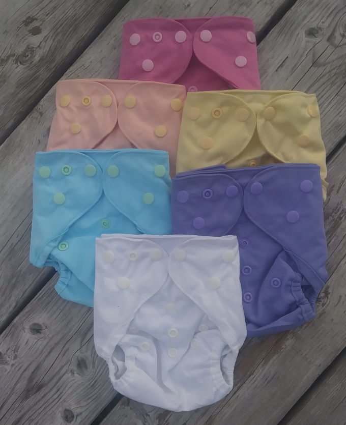 Cloth Diaper Design